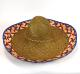 shopbestlove: Straw Sombrero Hat [22in Adult Medium]