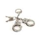 shopbestlove: Thumb cuff Key Chain with Key and Chain