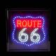shopbestlove: Route 66 LED Motion Sign - 19x19