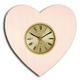shopbestlove: Antique Heart Clock with 2 inch dial