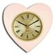 shopbestlove: Antique Heart Clock with 3 inch dial